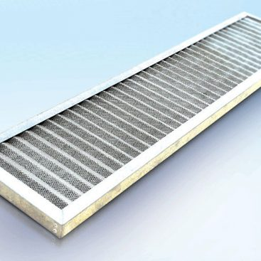 فیلتر صنعتی هوا آلومینیومی