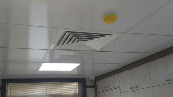 کاربرد دریچه سقفی هوا