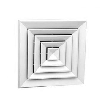 دریچه سقفی چهار طرفه